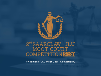 2nd SAARCLAW-JLU MOOT COURT COMPETITION