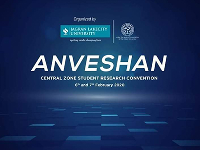 Anveshan – Central Zone Student Research Convention