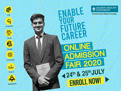JLU Online Admission Fair 2020