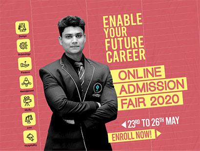 JLU Online Admission Fair 2020