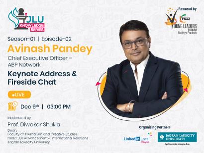 JLU Knowledge Series S01E02 | Avinash Pandey