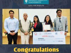 Jagran Lakecity University Student Achievement