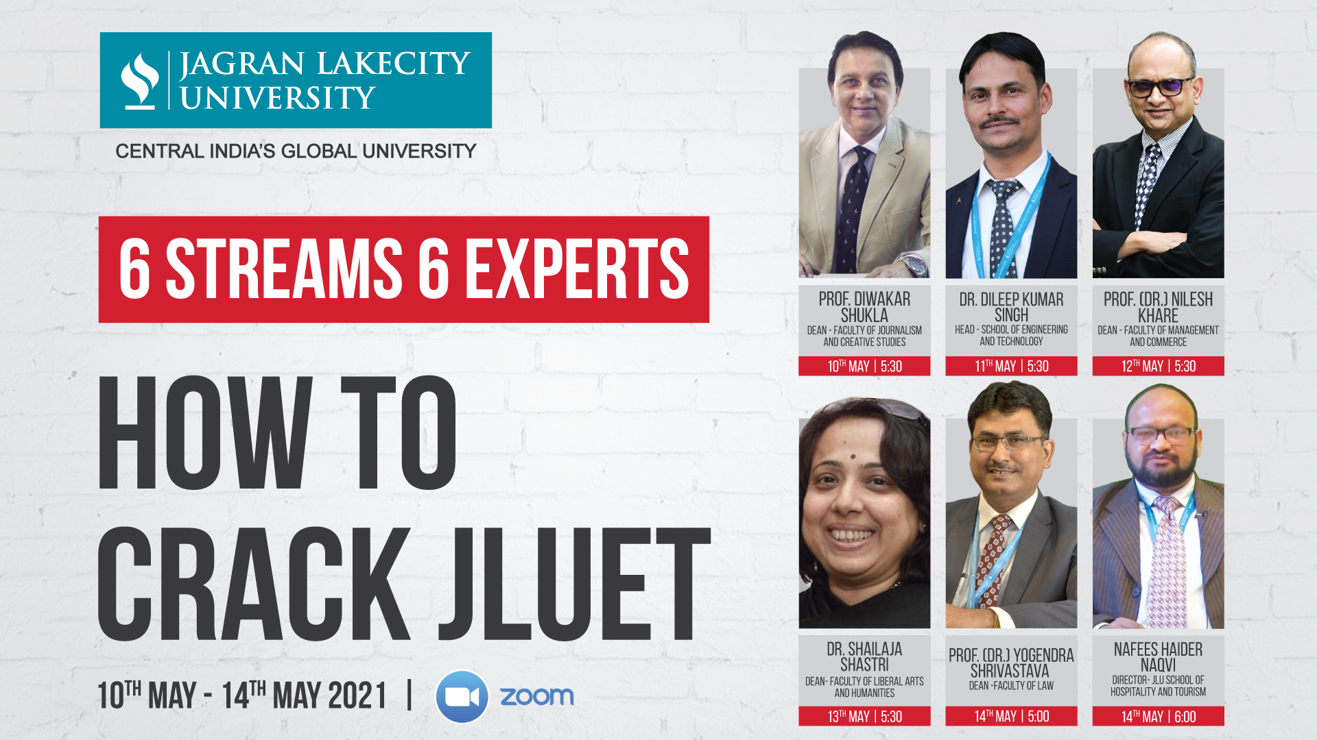 How to Crack JLUET 2021?