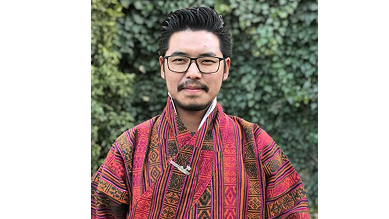 Namgay-Dorji – JLU Alumni from Bhutan