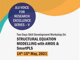Structural Equation Modelling with AMOS & SmartPLS